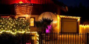 Ist Weihnachtsbeleuchtung noch zeitgemäß?