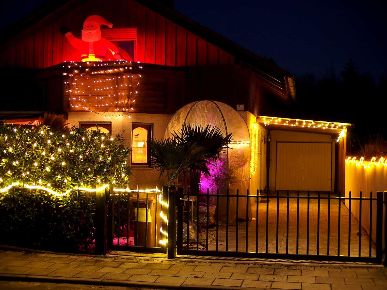 Ist Weihnachtsbeleuchtung noch zeitgemäß? 1