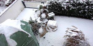 Winterklima deutscher Grossstädte