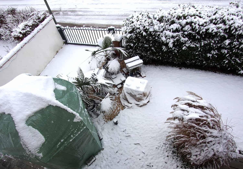 Winterklima deutscher Grossstädte 1