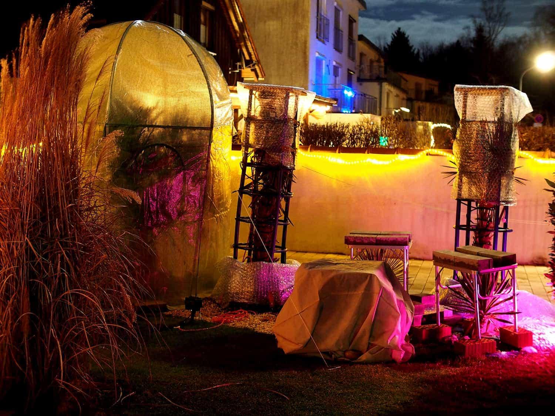 Exotengarten: Nacht 1