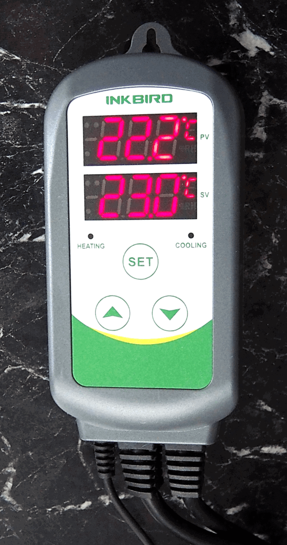 Praxistest im Garten: ITC-308 WIFI (Inkbird) 1