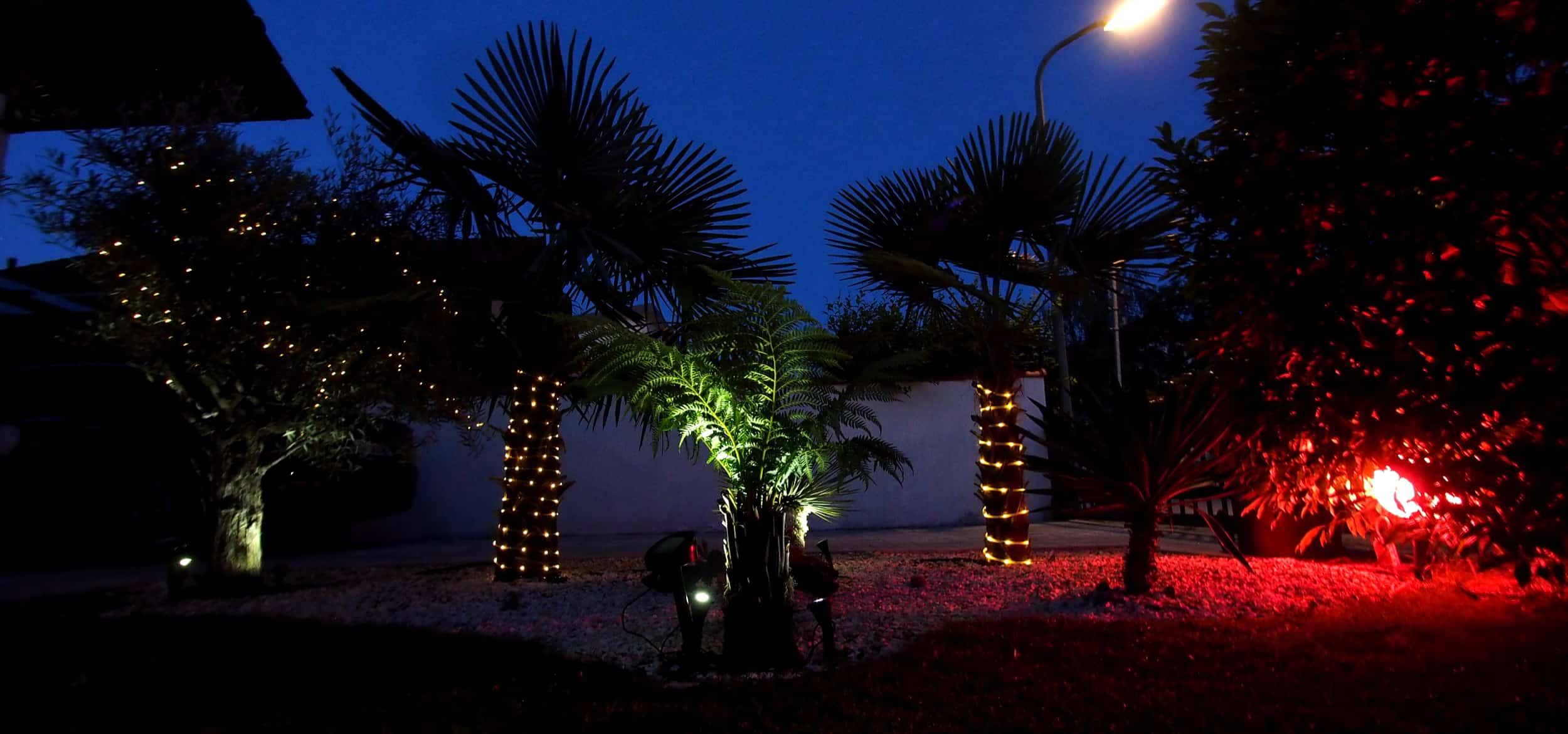 Die perfekte Beleuchtung im Garten 1