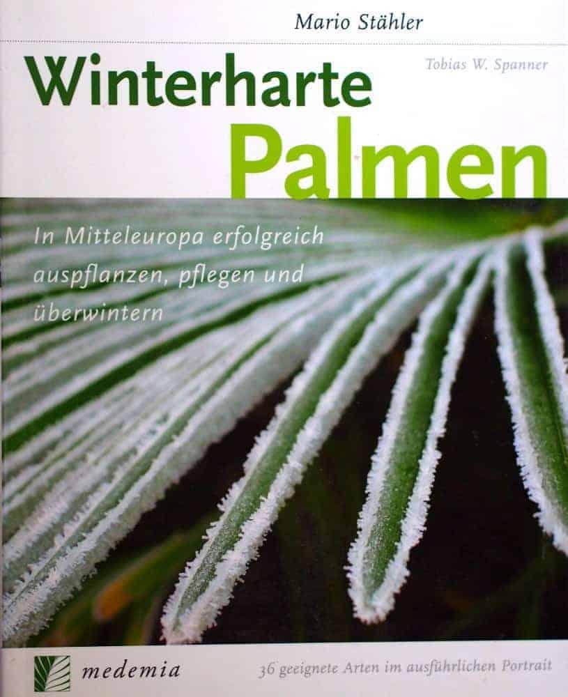 Buchrezension: Winterharte Palmen (Mario Stähler, Tobias W. Spanner) 1