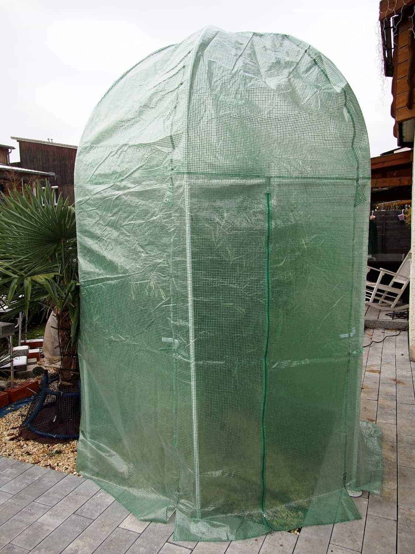 Winterschutz-Materialien 1